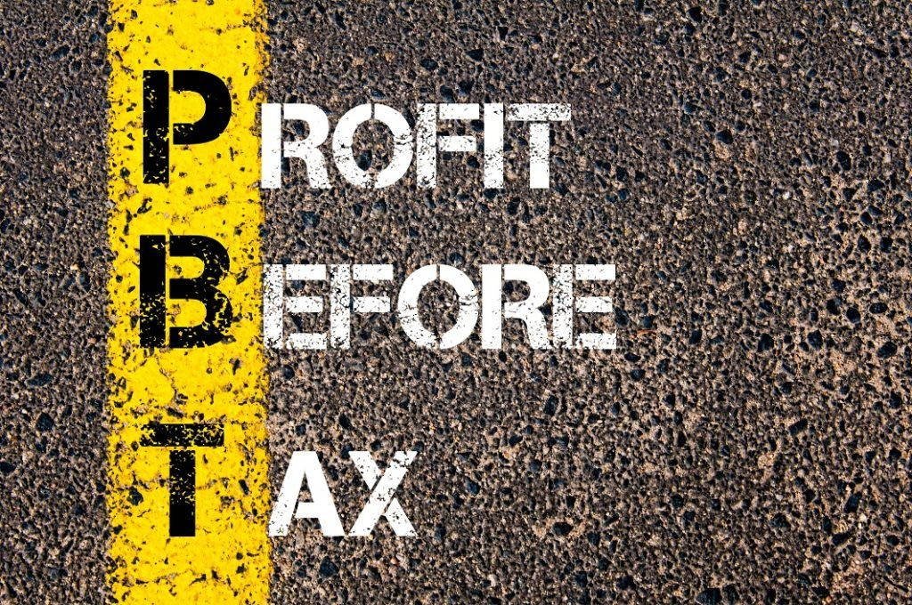 Profit Before Tax