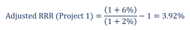 Sample Calculation - Project 1