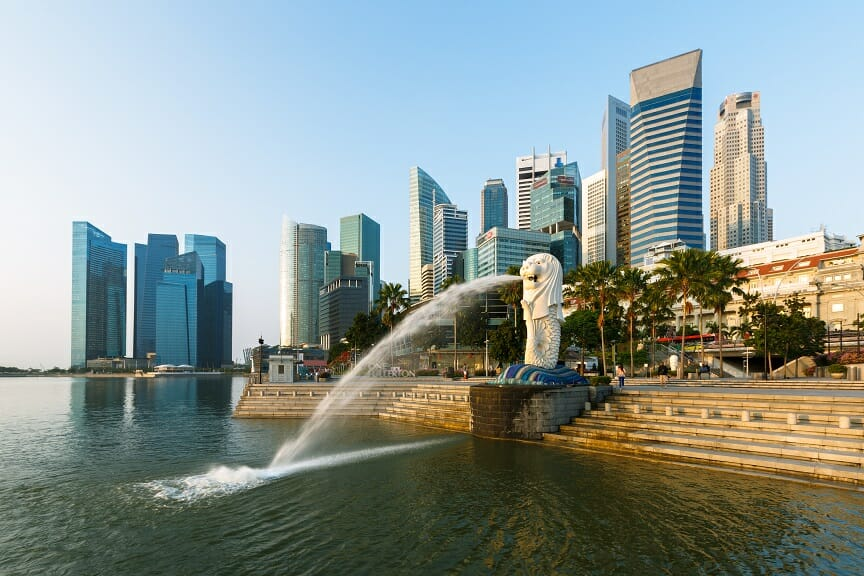 Singapore Financial Modeling Jobs