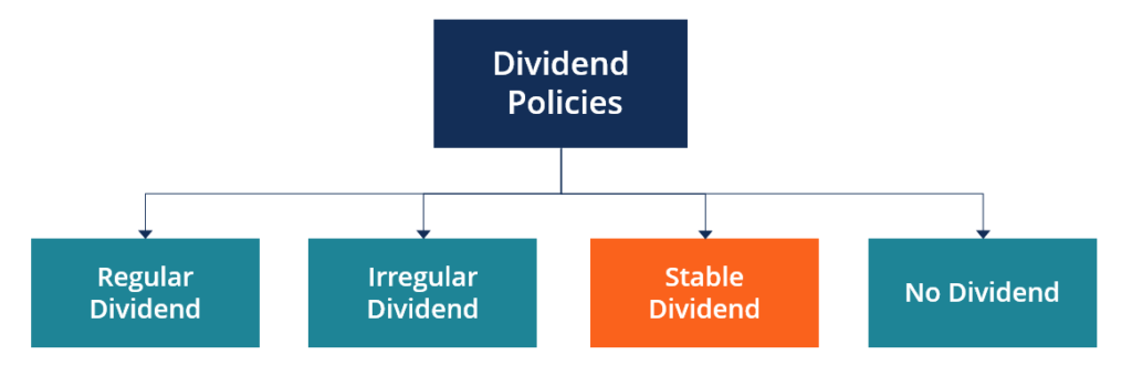 Stable Dividend Policy