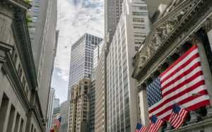 New York Stock Exchange - A stock market based in New York
