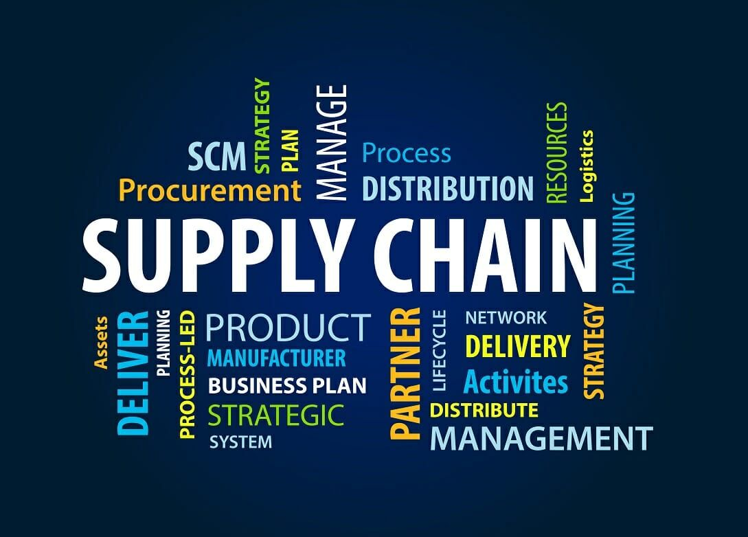 Supply Chain Learn About Supply Chain And Examples