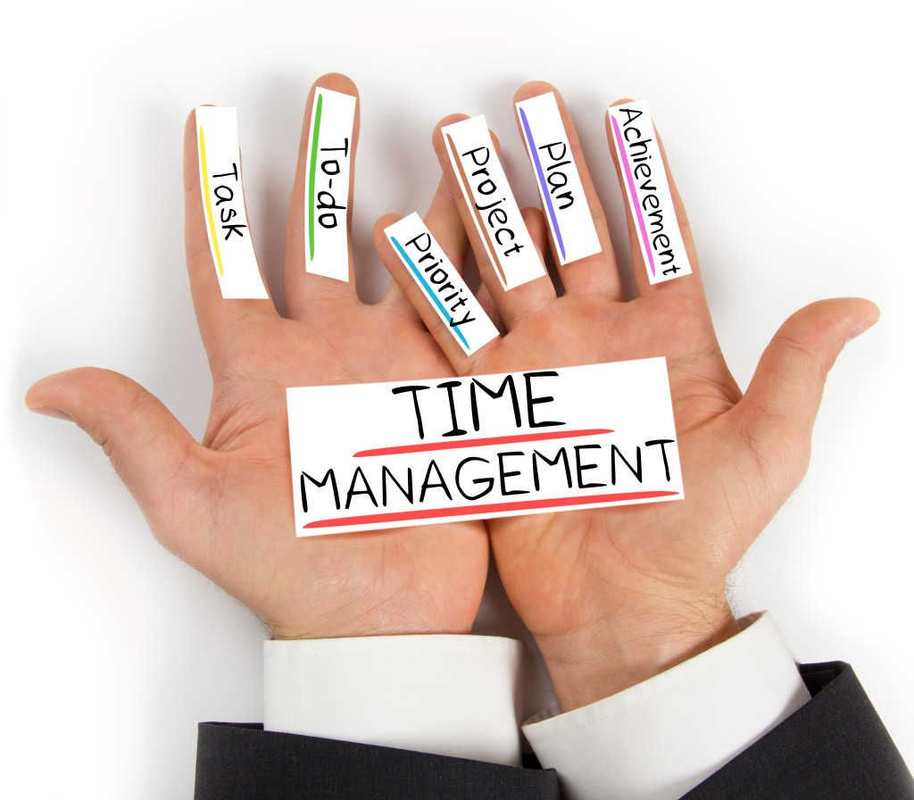 Time Management - List of Top Tips for Managing Time Effectively