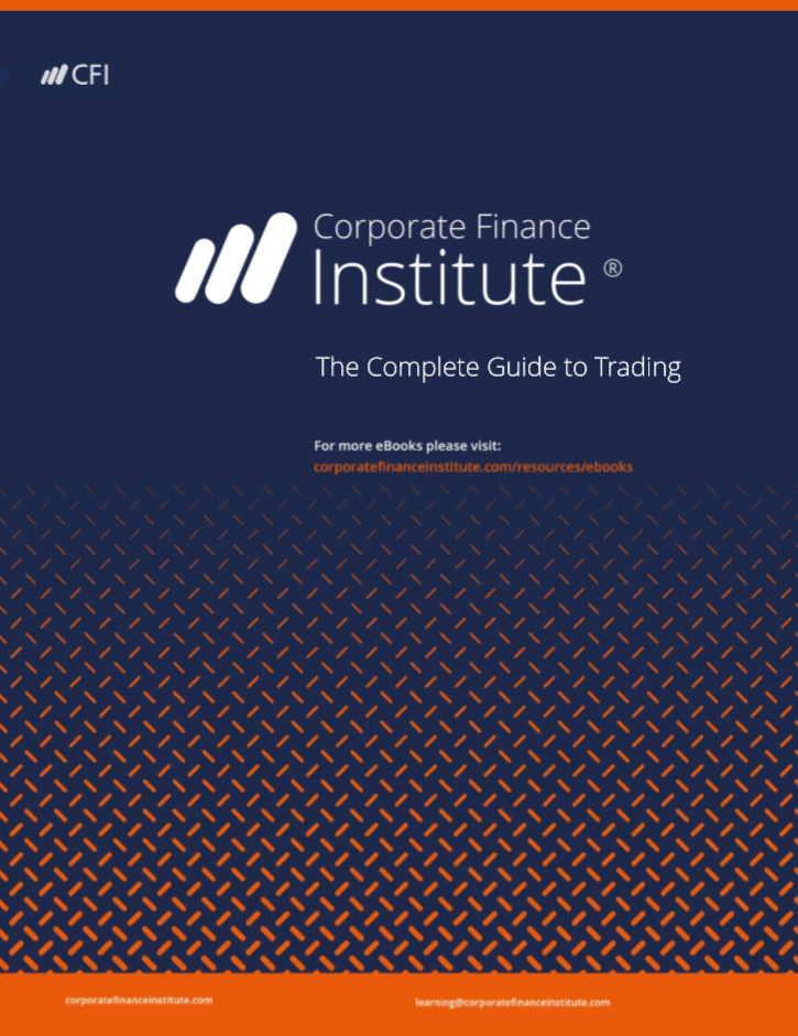 CFI trading book cover page